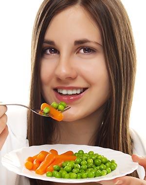 comiendo menos y aumentando de peso